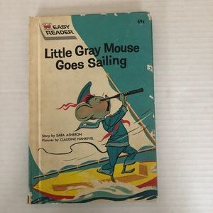 Little Gray Mouse Goes Sailing 1965